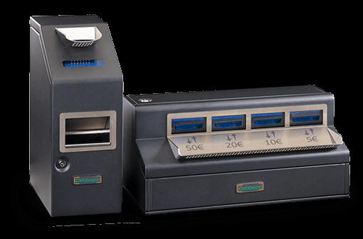 Recicladores de billetes cashguard securetpv