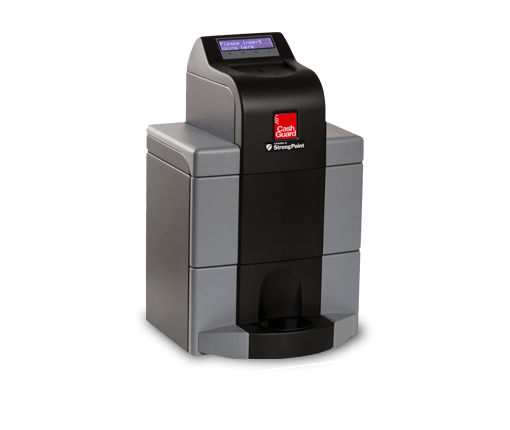 reciclador de monedas cashguard securetpv