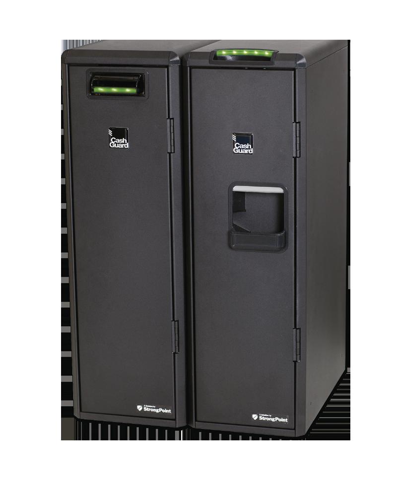Recicladores de monedas cashguard securetpv